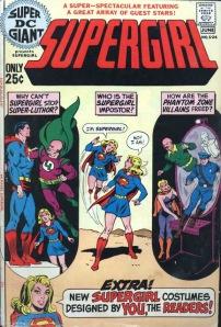 Super DC Giant Supergirl 00fc