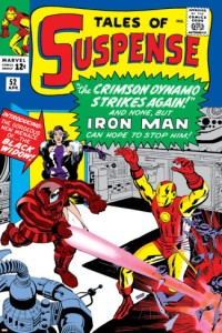 don-heck-tales-of-suspense-no-52-cover-crimson-dynamo-iron-man-and-black-widow-fighting